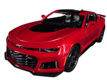 Motormax 79351 2017 Chevrolet Camaro ZL1 1:24 Red
