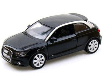 Bburago 18-21058 Audi A1 1:24 Black