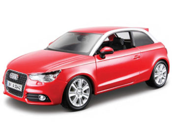 Bburago 18-21058 Audi A1 1:24 Red