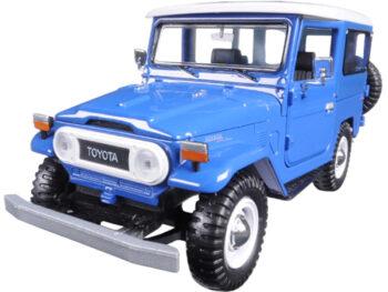 Motormax 79323 Toyota FJ 40 1:24 Blue