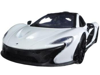 Motormax 79325 McLaren P1 1:24 White