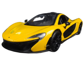 Motormax 79325 McLaren P1 1:24 Yellow
