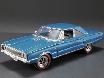 Acme A1806601 1967 Dodge Coronet R/T 1:18 Blue