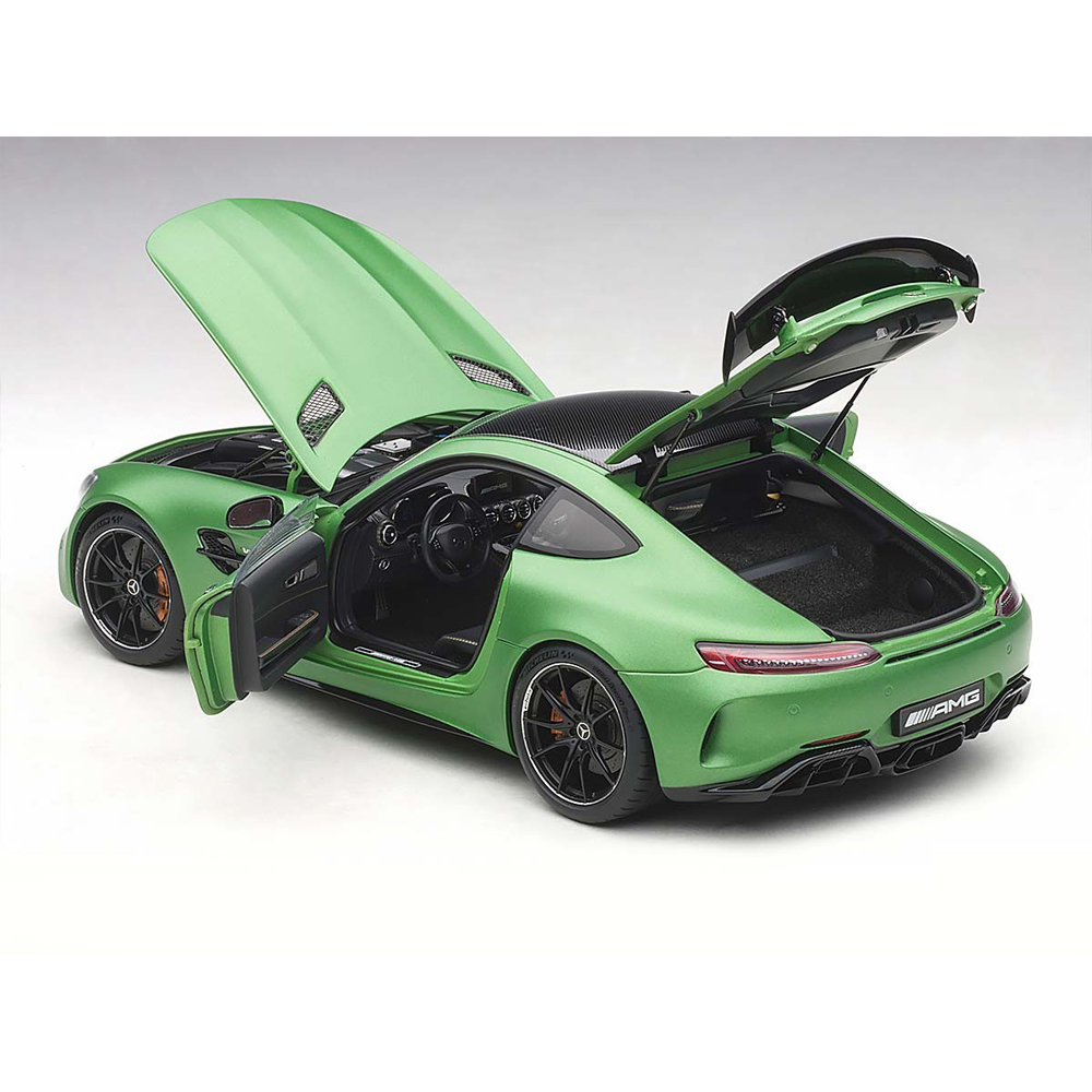 AUTOart 76333 Mercedes Benz Amg GT R 1:18 Green Hell Magno