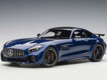 AUTOart 76334 Mercedes Benz Amg GT R 1:18 Brilliant Blue Metallic