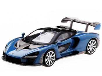 Mini GT MGT00013 McLaren Senna 1:64 Victory Grey