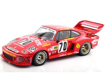 Norev 187436 Porsche 935 France 24h 1979 1:18 Newman/ Barbour/ Stommellen/ Schurti