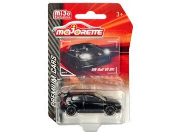 Majorette 3052 MJ3 Premium Cars Volkswagen Golf VII GTI 1:64 Black
