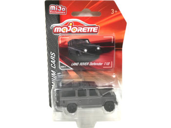 Majorette 3052 MJ5 Premium Cars Land Rover Defender 110 1:64 Grey