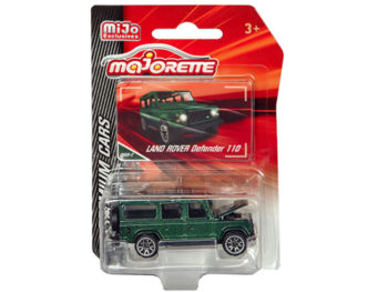 Majorette 3052 MJ5 Premium Cars Land Rover Defender 110 1:64 Green