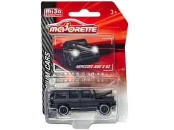 Majorette 3052 MJ7 Premium Cars Mercedes Benz AMG G 63 1:64 Matte Black
