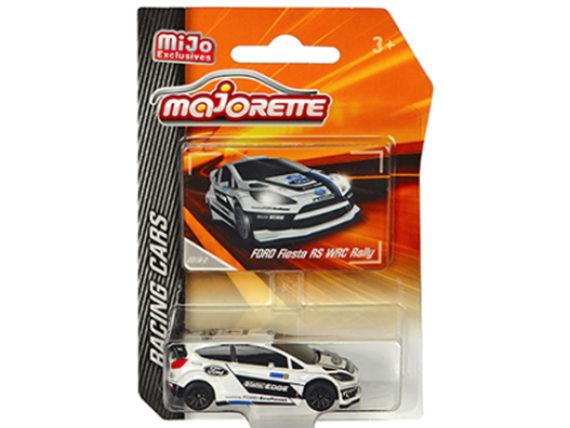 Majorette 4009 MJ5 Racing Cars Ford Fiesta RS WRC 1:64 White