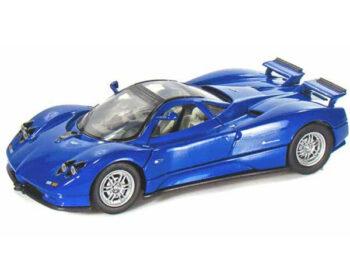 Motormax 73272 Pagani Zonda C12 1:24 Blue