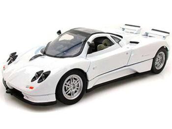 Motormax 73272 Pagani Zonda C12 1:24 White
