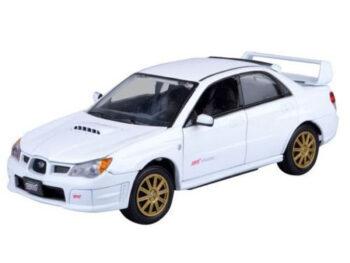 Motormax 73330 Subaru Impreza WRX STi 1:24 White