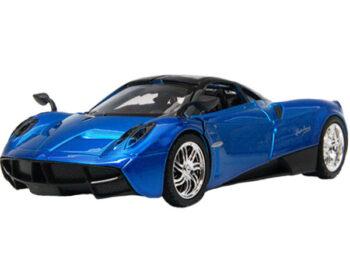 Motormax 79312 Pagani Huayra 1:24 Blue