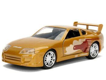 Jada 99542 Fast & Furious Slap Jack's Toyota Supra 1:32 Gold
