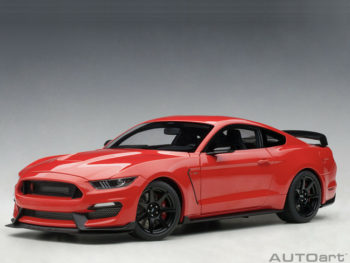 AUTOart 72935 Ford Shelby GT-350 R 1:18 Race Red