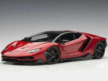 AUTOart 79112 Lamborghini Centenario 1:18 Rosso Efesto / Metallic Red
