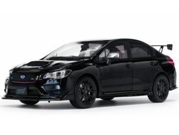 Sun Star 5553 2015 Subaru S207 Wrx STi NBR Challenge Package 1:18 Black