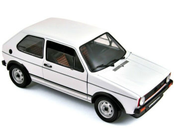 Norev 188484 1977 VW Volkswagen Golf GTI