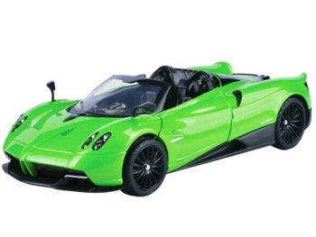 Motormax 79354 Pagani Huayra Roadster 1:24 Green