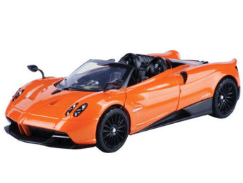 Motormax 79354 Pagani Huayra Roadster 1:24 Orange