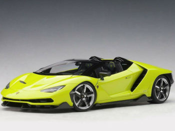 AUTOart 79118 Lamborghini Centenario Roadster 1:18 Solid Light Green