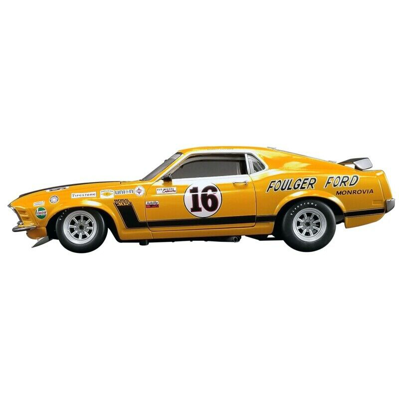 Acme A1801835 Foulger Ford 1970 Ford Mustang Boss 302 #16