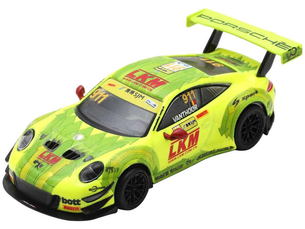 Sparky Y127B Porsche 911 GT3 R Manthey Fia GT World Cop ...
