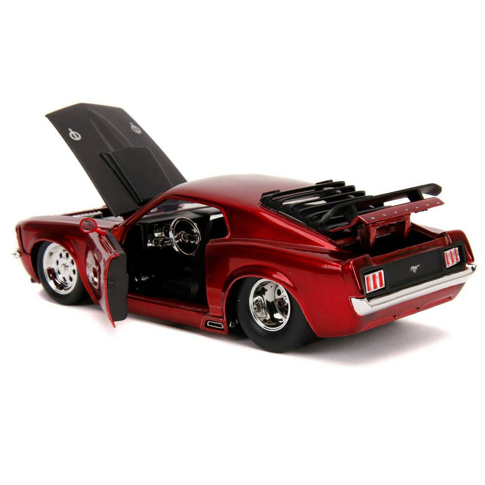 Jada 31648 Bigtime Muscle 1970 Ford Mustang Boss 429 1:24
