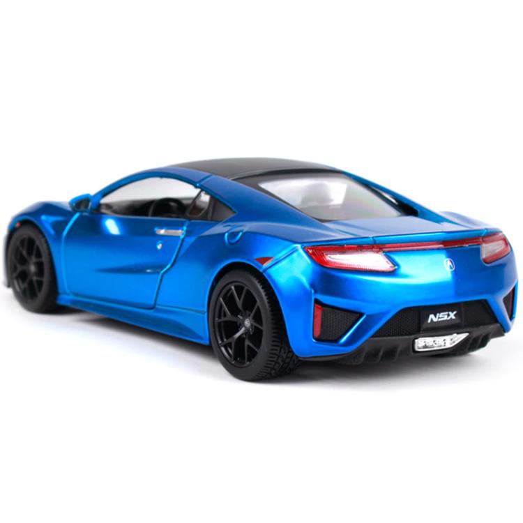 Maisto 31234 Special Edition 2018 Acura NSX 1:24 Blue » BT